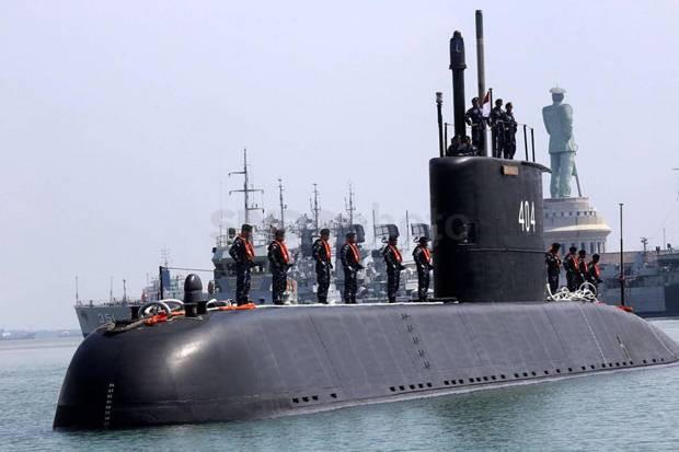 4 Kapal Selam Hilang Selain KRI Nanggala 402