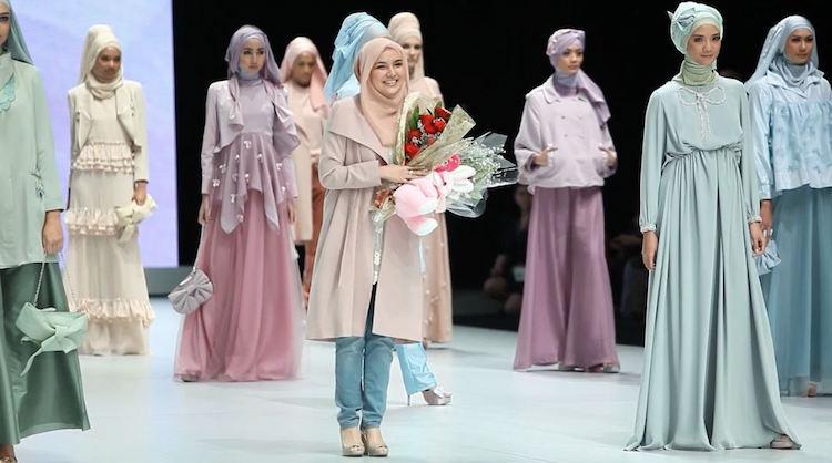 Indonesia Berpotensi Jadi Pusat Mode Muslim Terbesar Dunia